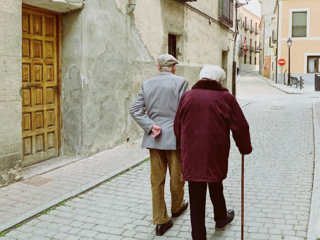 Selbstbestimmung im Alter